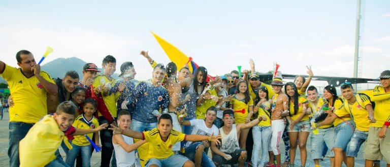 Article : COLOMBIE : Joie historique pour les Cafeteros !