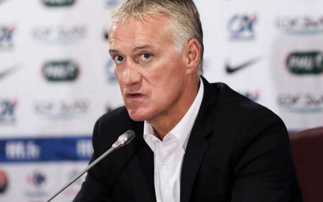 Le sélectionneur de l'Equipe de France Didier Deschamps est originaire du Pays basque (Crédit photo : Calcio Streaming, Flickr/CC)