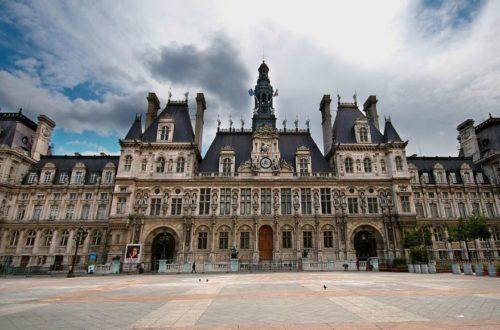 Article : France : un écran géant à Paris si…