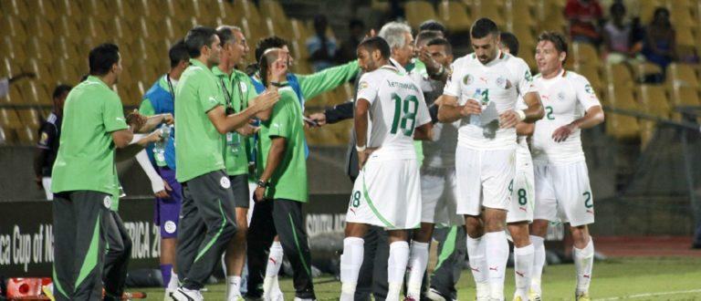 Article : Algérie-Allemagne : l'heure de la revanche pour les Fennecs