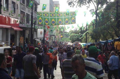 Article : Brésil : #VaiTerCopa