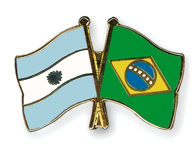 Pins-Argentine-Bresil