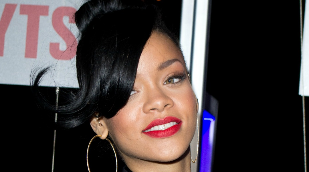 The Battleship Premiere Featuring Rihanna