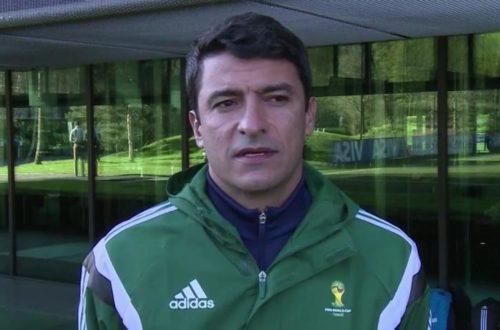 Article : Sandro Meira Ricci, l'arbitre qui fait peur à la France