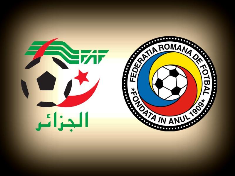 Face à la Roumanie, l'Algérie va disputer son dernier match de préparation avant le Mondial.