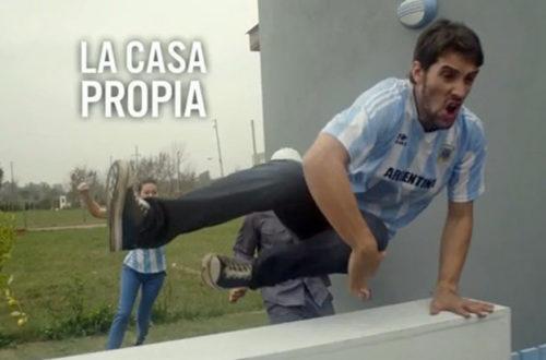 Article : ARGENTINE : Un «Mondial pour tous» aussi dans les pubs