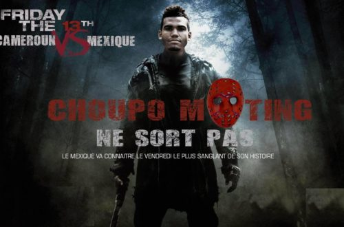 Article : #ChoupoMotingNeSortpas: le hashtag pour encourager les Lions Indomptables