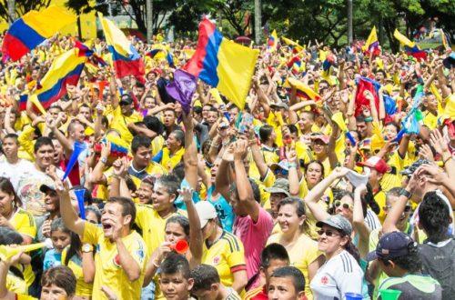 Article : COLOMBIE : Ambiance de feu sur fond d'élection présidentielle