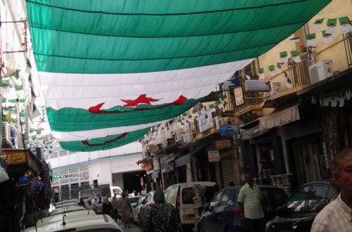 Article : ALGÉRIE : Annaba sort les drapeaux !