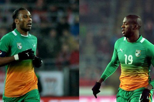 Article : Côte d'Ivoire : Yaya, Drogba… et le brassard