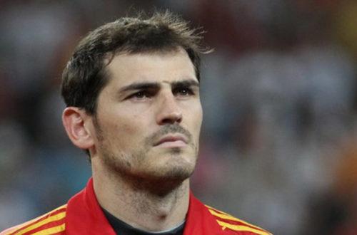 Article : La pensée du jour : «Pauvre Casillas» se disent les Colombiens