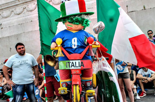 Article : Italie : la fête à Rome malgré l'élimination