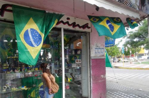 Article : AMBIANCE : Je vous fais vivre Mon Brésil-Cameroun