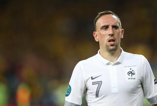 """La """"routourne"""" va-t-elle tourner pour Ribéry ? (Crédit photo : Илья Хохлов, Wikimedia Commons)"""