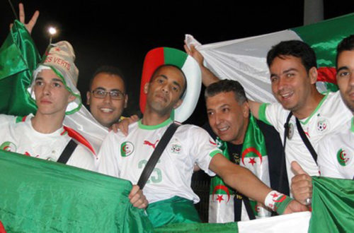 Article : ALGERIE : Les supporters les plus chanceux du monde ?
