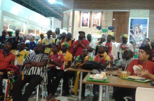 Article : Mais où sont passés les supporteurs du Ghana à Natal ?