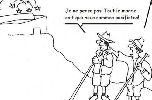 Article : DESSIN : Quand la France neutralise la Suisse !