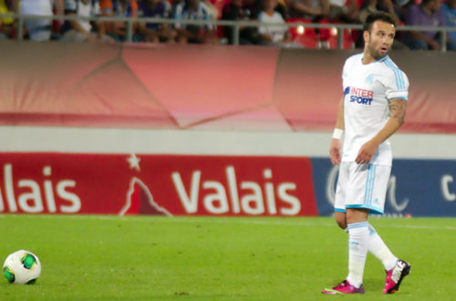 Article : FRANCE : Valbuena, la clé des Bleus