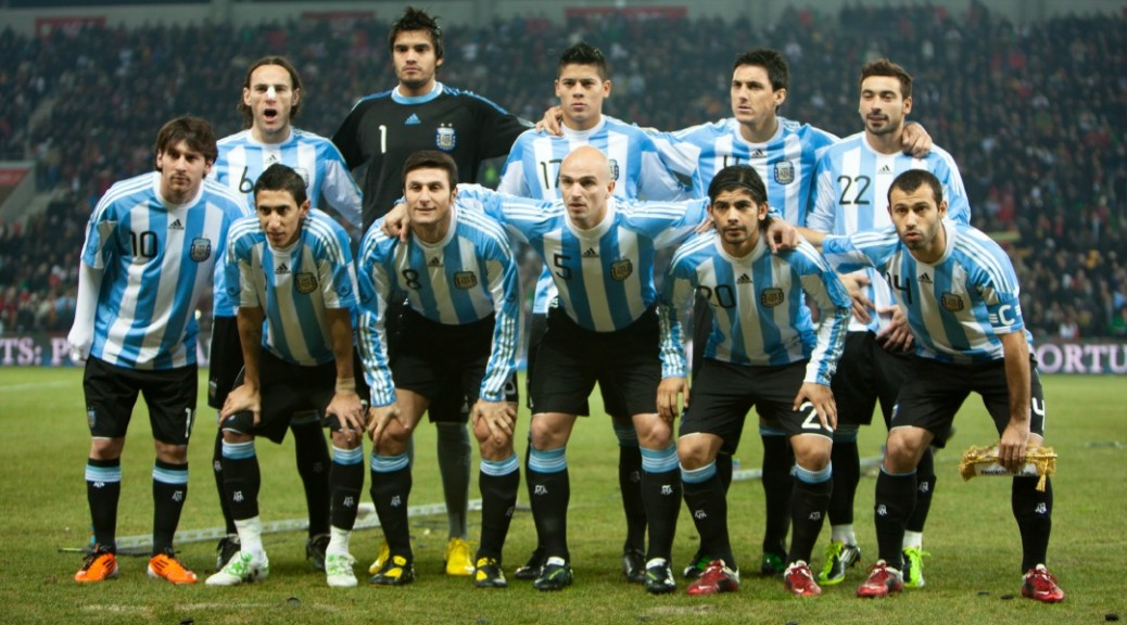 Pourquoi l 39 argentine va gagner cette coupe du monde le mondial vu par les observateurs et - Phase finale coupe du monde 2014 ...