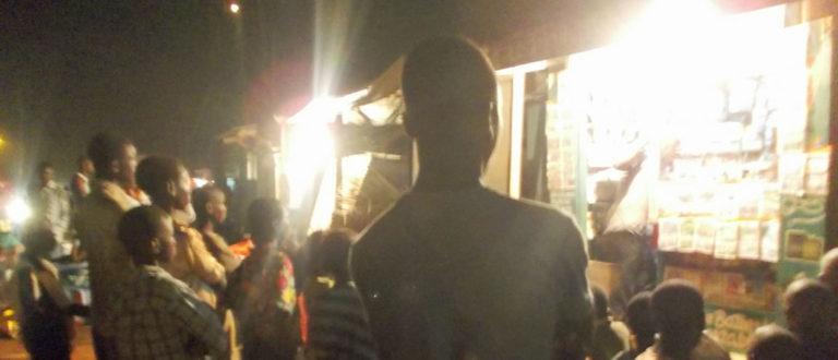 Article : Centrafrique : voir la Coupe du monde, un parcours du combattant
