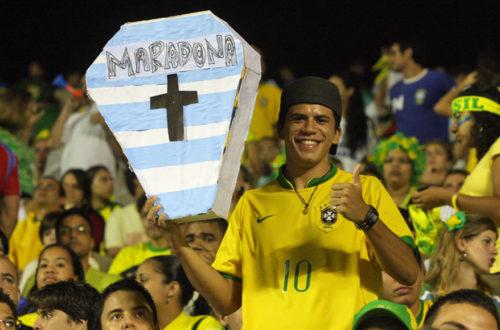 Article : «Il faut que le Brésil perde la petite finale»