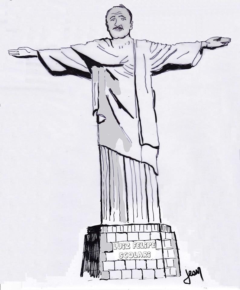 dessin jean luis Felipe