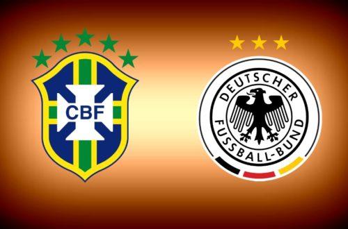 Article : Brésil-Allemagne : «Un séisme de magnitude 7.1 a terrassé les Auriverde !»