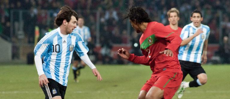 Article : Messi est déjà l'égal de Maradona