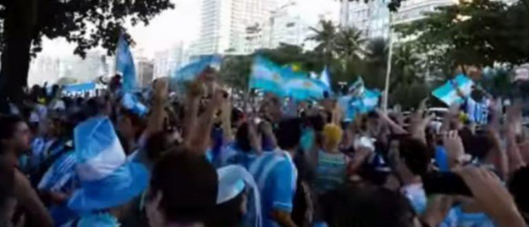Article : Quand l'Argentine chambre le Brésil : «Brasil decime que se siente!»
