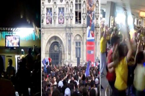 Article : Vidéo : Brésil, Colombie, France… votre quart en images !