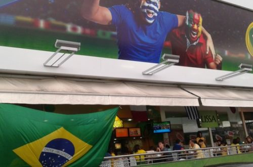 Article : «Moi, Brésilien, je ne l'imaginais même pas dans mon pire cauchemar»